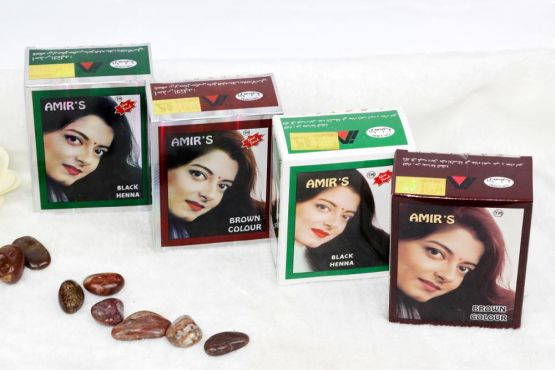 Black Henna Exporter in Amreli