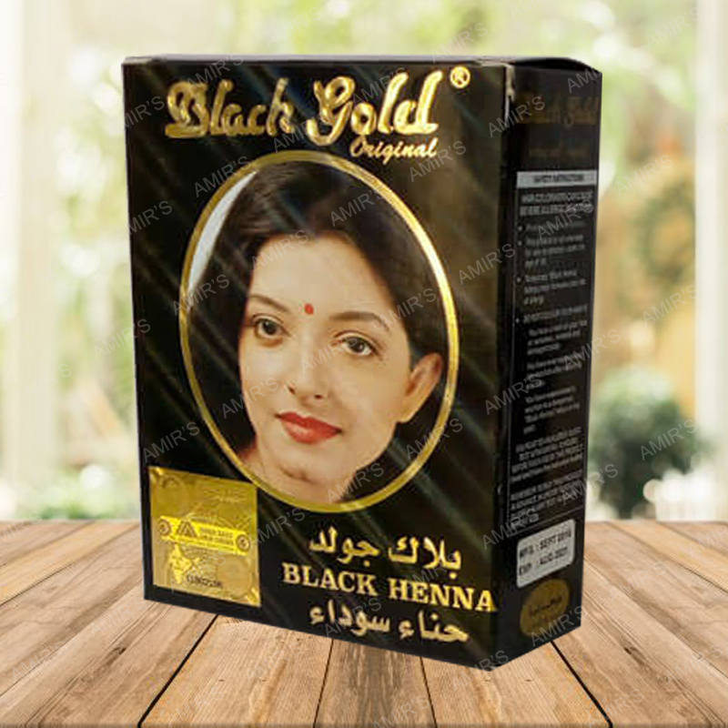 Black Gold Henna Exporters In Dubai