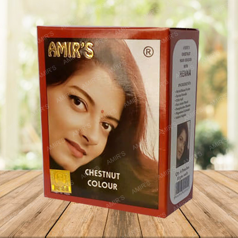 Chestnut Color Henna Exporters In Amravati