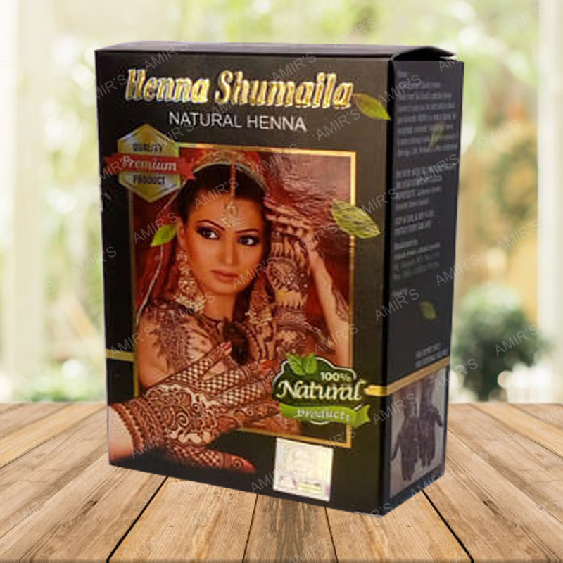 Natural Henna Exporters In Bishramganj